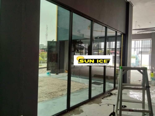 Office Window Tinted MN Empire Puchong